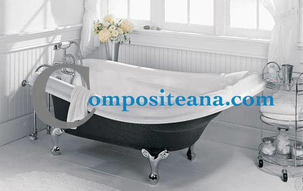 Bồn tắm Composite
